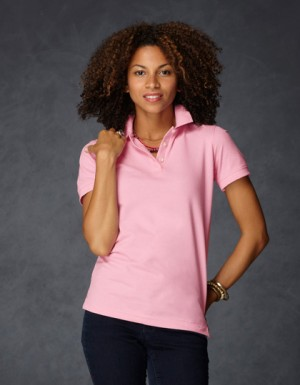 Anvil Women´s Piqué Knit Polo