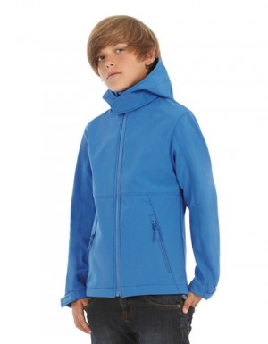 B+C Hooded Softshell / Kids