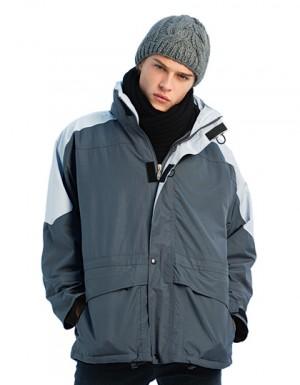 B+C 3-in-1 Jacket / Unisex