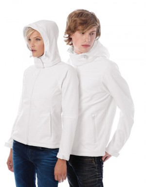 B+C Hooded Softshell / Women