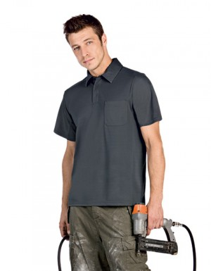 B&C Pro Collection CoolPower Pro Polo