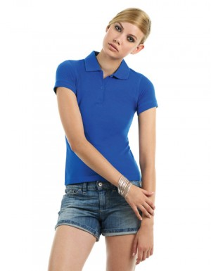 B&C Polo Safran Pure / Women
