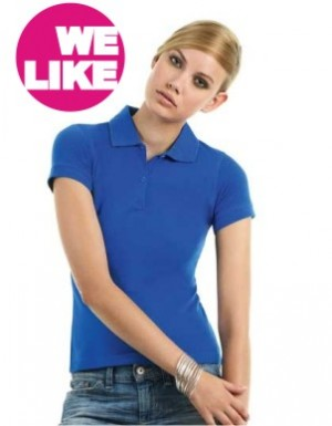 B+C Polo Safran Pure / Women