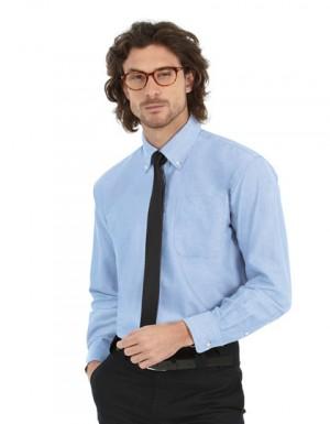 B+C Oxford Shirt Longsleeve
