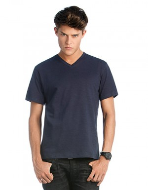 B+C T-Shirt Mick Slub / Men