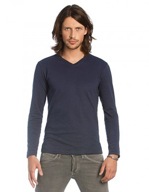 B+C T-Shirt Iggy Slub / Men