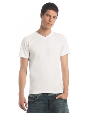 B+C T-Shirt Men-Shape