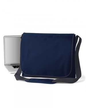 BagBase Metro Laptop Messenger