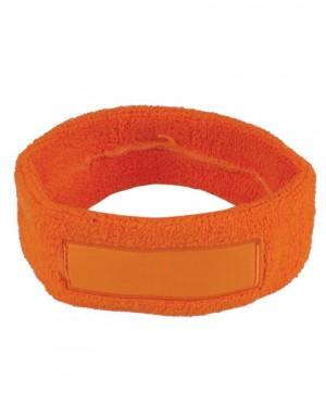 Kopfschweissband mit Label