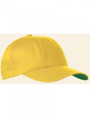 Baumwollcap Low Profile