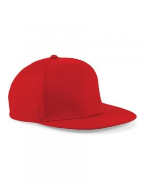 Beechfield 5 Panel Snapback Rapper Cap