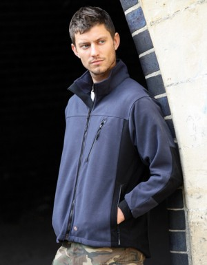 Dickies Tampa Worker Fleece-Jacket