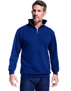 Promodoro Mens Troyer Sweater