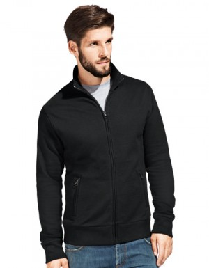 Promodoro Men´s Jacket Stand-Up Collar