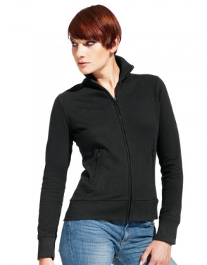 Promodoro Women´s Jacket Stand-Up Collar