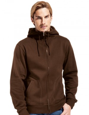 Promodoro Men´s Hooded Jacket 80/20