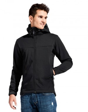 Promodoro Men´s Hoody Softshell Jacket