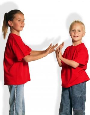 Europe Trend Sports Kinder T-Shirt