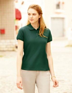 Fruit of the Loom Premium Polo Lady-Fit