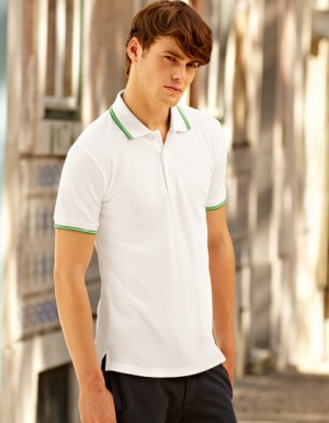 Fruit of the Loom New Tipped Polo