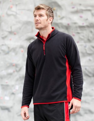 Finden+Hales Lightweight Microfleece Top