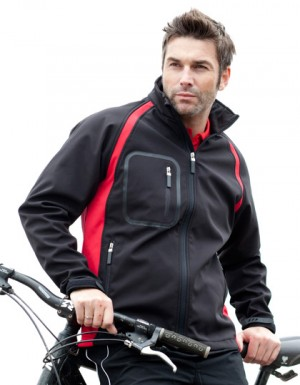 Finden+Hales Mens Team Softshell