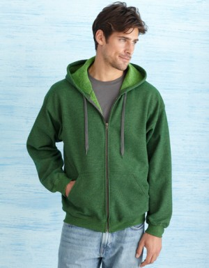 Gildan Heavy Blend? Full Zip Hooded Sweatshirt