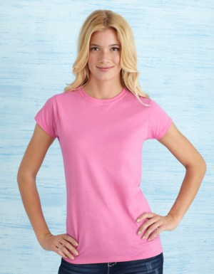 Gildan Softstyle® Ladies´ T- Shirt