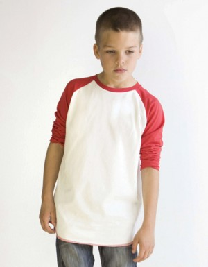 Humbugz Kids Supersoft Baseball Tee