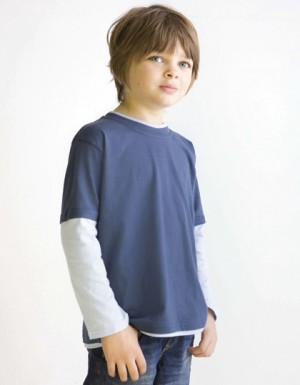 Humbugz Layered Skater Boy Tee