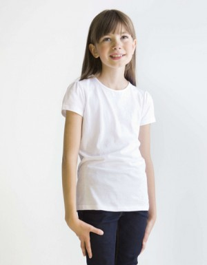 Humbugz Girls Long Length Tee