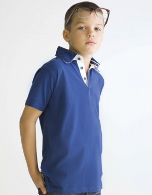 Humbugz Kids Supersoft Rugby Top