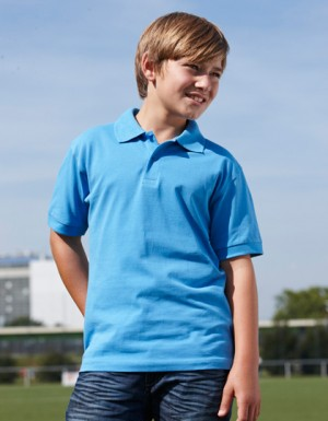 James+Nicholson Classic Polo Junior