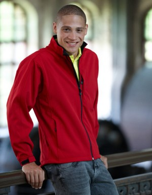 James+Nicholson Men´s Softshell Jacket