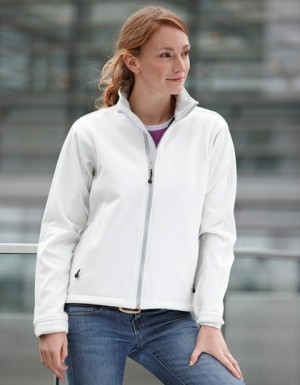 James+Nicholson Ladies´ Softshell Jacket