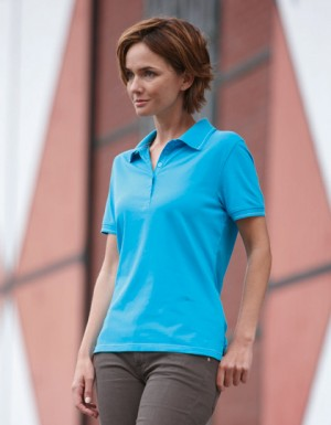 James+Nicholson Ladies´ Elastic Polo