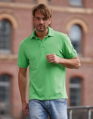 James+Nicholson Men´s Elastic Polo