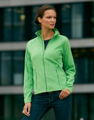 James+Nicholson Ladies Structure Fleece