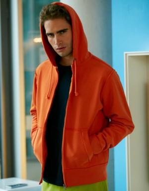 James+Nicholson Men´s Vintage Hoody Jacket