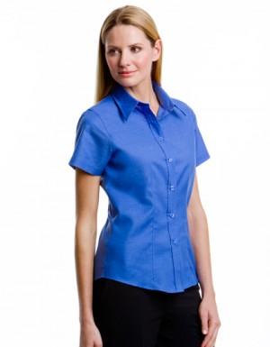 Kustom Kit Workwear Oxford Shirt Shortsleeve