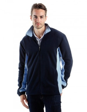 Gamegear Mens Micro Fleece Track Jacket