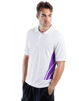 Cooltex Mens Training Polo