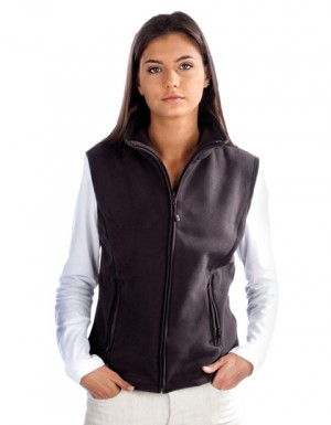 Kariban Melodie Damen Fleece Weste