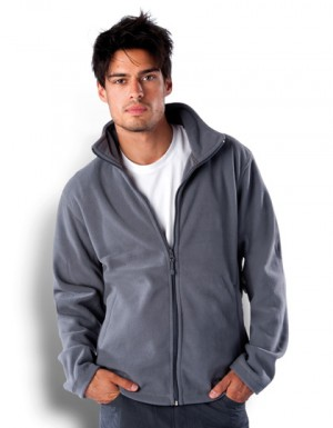 Kariban Full Zip Fleece Cardigan