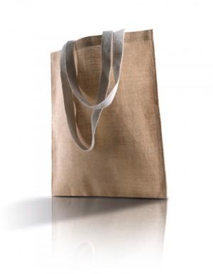 Kimood Jute Einkaufstasche