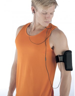 Kimood Smartphone/MP3 Armtasche 313