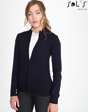 SOL´S Zipped Knitted Cardigan Gordon Women