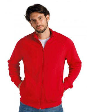 SOLS Men´s Zipped Jacket Sundae