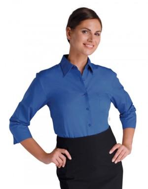 SOLS Ladies 3/4 Sleeved Shirt Eternity