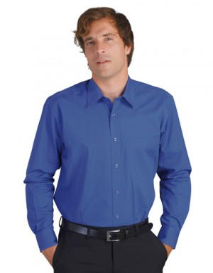 SOLS Mens Long Sleeved Shirt Bradford